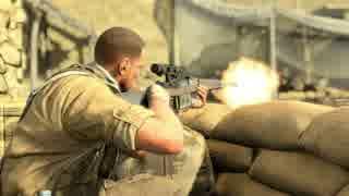 ゆっくりスタイリッシュ狙撃アクション2