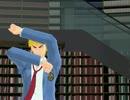 【ペダルMMD】福富がリスキーゲーム踊ってくれたよ