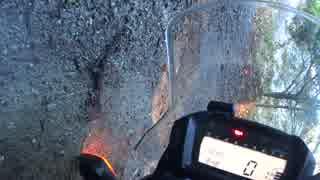 NC750X 林道初心者によるショート林道動画