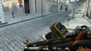 AVA MP5k Vespa 画面ゆれ特殊効果参考動画