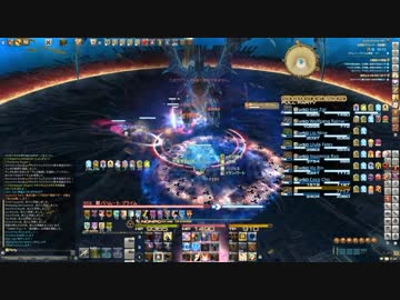 [FF14]真成編4層:初クリア:学者:臨時固定編