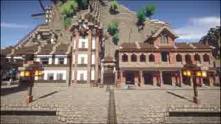 【Minecraft】ゆっくり街を広げていくよ part14-1