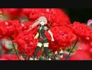 『薔薇は美しく散る』 歌:巡音ルカ VOCALOIDカバー曲
