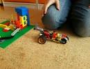 レゴで三輪バギーを作ってみた