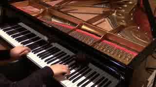 【東京喰種OP】unravel をFullで弾いてみた【ピアノ】