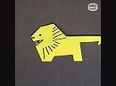 【爆速折り紙】6秒で百獣の王「ライオン」