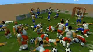 カオスなサッカーゲーGoofball Goalsゆっ