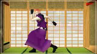 【MMD刀剣乱舞】岩融さんがキラメキラリ踊