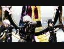 【MMD刀剣乱舞】ダンシング粟田口サムライ