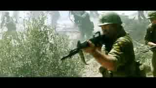 We Were Soldiers より 最後の突撃