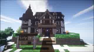 【Minecraft】ゆっくり街を広げていくよ part15-1