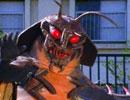 仮面ライダー 第55話「ゴキブリ男!! 恐怖の細菌アドバルーン」