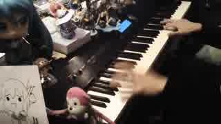 【ピアノ】 「吹雪」 を弾いてみた 【艦これアニメED】