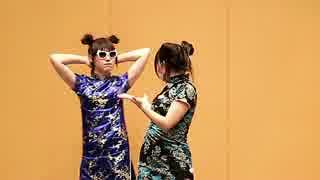 【沙々と瑠葉】いーあるふぁんくらぶ(ギガP.ver)【踊ってみた】 thumbnail