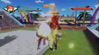 【対戦動画】エネルギーを奪われても強引に勝つ動画【PS4】