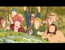 山賊の娘ローニャ 第25話「ひとつの強い山賊団」