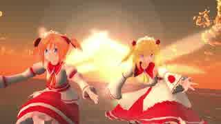 【東方MMD】サニサニでLUVORATORRRRRY!