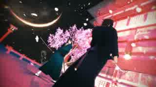 【MMD刀剣乱舞】和装・凛として咲く花の如
