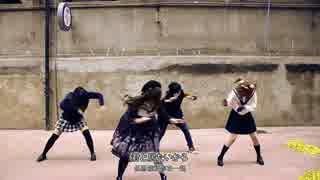 【踊ってみた】中国娘 4人は共にゴールデ
