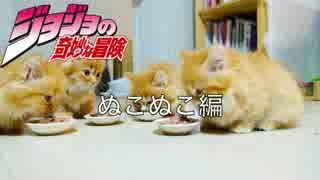 【猫アニソン】ジョジョその血の記憶替え歌【マンチカンズ】
