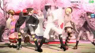 【Project DIVA Arcade FT】千本桜 PV【KA