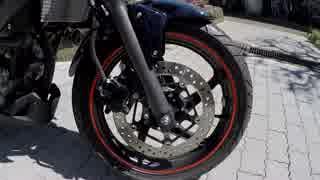【バイク】ゆっくりCB250Fで征く! Part2