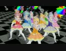 【MMD】 威風堂々 Magical Girls ver.RM