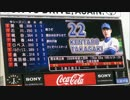 横浜DeNAベイスターズ 4月2日の試合前スタメン発表1-9応援20150402横浜
