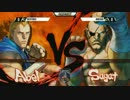 NCR2015 ウル4 TOP12Losers 801Strider vs ボンちゃん