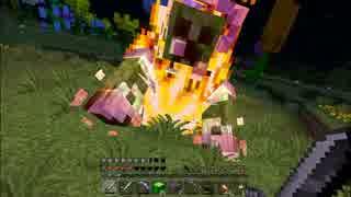 【Minecraft】ハチ使いゆっくりの冒険始めました part34【ゆっくり実況】