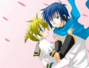 KAITO&レンオリジナル曲「二人のRain of