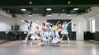 [9人で]Wonderful Rush 踊ってみた[コスプレ]