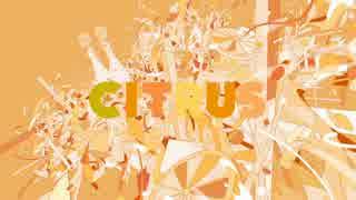 【原キーで】CITRUS@歌ってみた【Re:Vice&めぐたぬ】