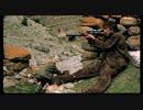 映画チェチェン・ウォーよりチェチェンゲリラと銃撃戦