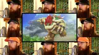 大乱闘スマッシュブラザーズ for Wii U「オープニング」のアカペラ