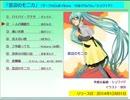 【ボマス31】10thアルバム「窓辺のモニカ」/シュワイP【クロスフェード】