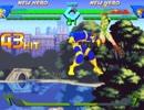 X-MEN VS. STREET FIGHTER キャミィ永パ集
