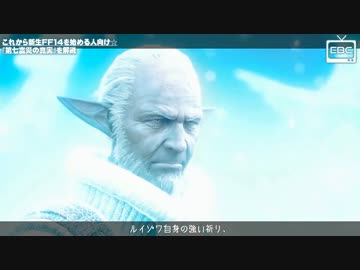 Final Fantasy XIV A Realm Reborn Tribute Video