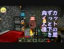【Minecraft】ぼくらののんびりマイクラ生活 Part.4実況】