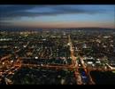 ハルカス300夜景タイムラプス