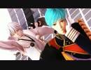 【MMD刀剣乱舞】一期と鶴丸でリモコン