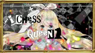 【リン・メイコ・ミク】chess&Queen【コ