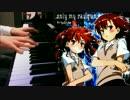 【ピアノ】「only my railgun」を弾いてみたら全曲弾いてた