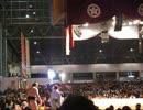 【ニコニコ超会議2015】リアルSUMOU(無修正)を修正してみた