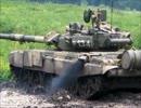 各国主力戦車エンジン音聞き比べ