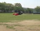 『Bebop Droneの飛行テスト』