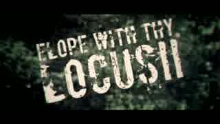 【東方ヴォーカル】Elope With Thy Locus(原題:ジャパニーズサーガ)【Lyric Video】