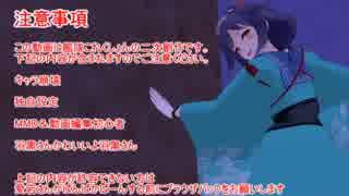 【MMD紙芝居】艦娘の日記帳6ページ目