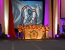 台湾は優勝!!  2015 ICU チアリーディング選手権大会表彰式