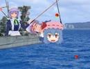 【再うp】釣りに出かけた893姉貴たち.png.h.265